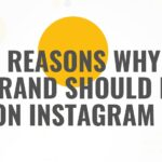 Why a Brand on Instagram